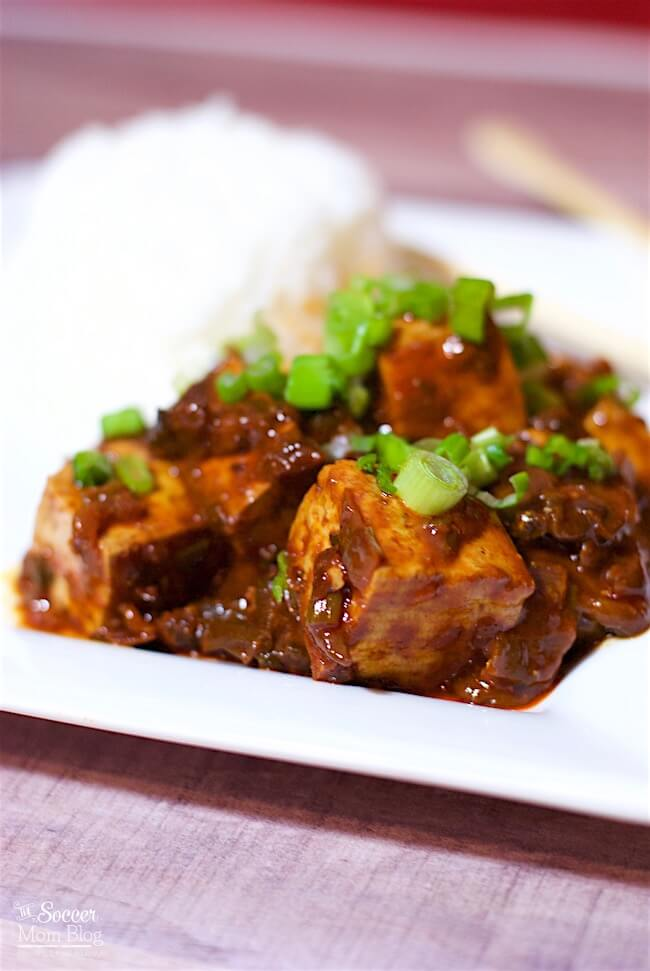 You don't have to visit your local Chinese restaurant anymore more to get your fix of addictively spicy MaPo Tofu!