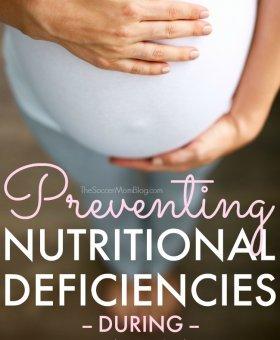 9 Essential Prenatal Vitamins & Minerals for a Healthy Pregnancy