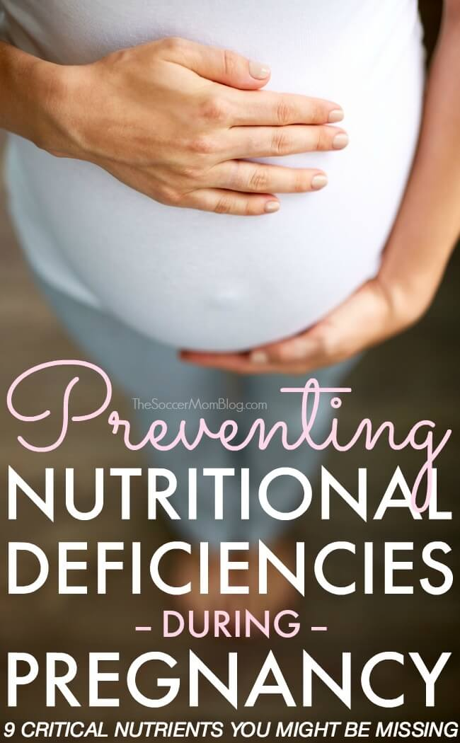 These 9 prenatal vitamins & minerals are essential for a healthy pregnancy, yet many women don't get enough. Why they matter, natural diet sources & more.