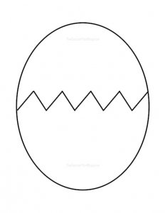 Dinosaur Egg Printable Pattern on The Soccer Mom Blog