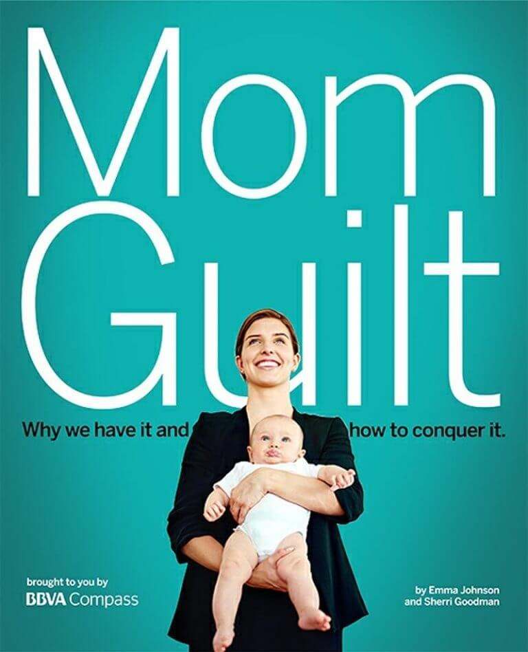 Letting go of working mom guilt