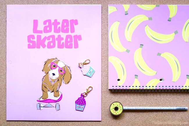 Never lose an important school paper again with this DIY school organization binder (for parents!)