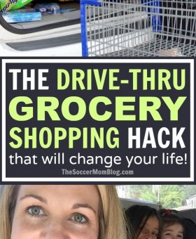 Drive Through Grocery Shopping is Real and It Is AWESOME