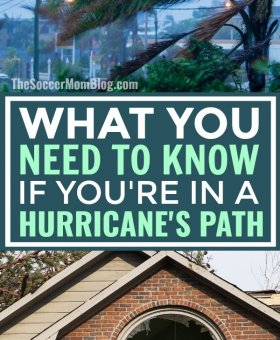 Hurricane Supply List & What I Learned Living Through Two Hurricanes