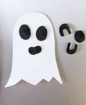 Mix-N-Match Magnet Ghost Craft