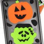 mix-n-match Halloween magnet craft for kids