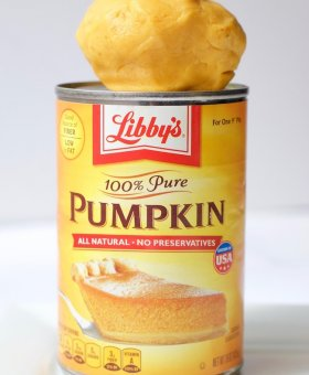 Edible Pumpkin Pie Slime
