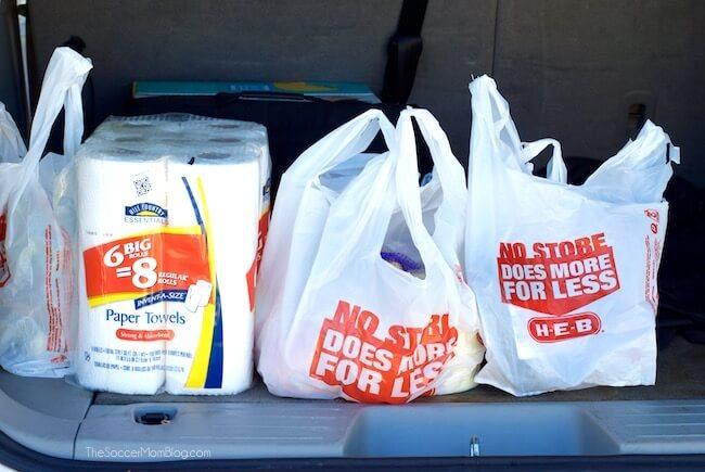 H-E-B Curbside grocery pickup