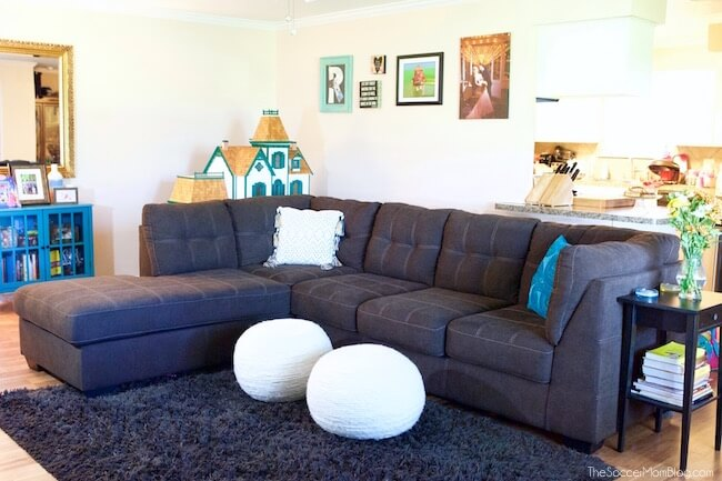 How to redecorate your living room without replacing every single item (and on a budget)