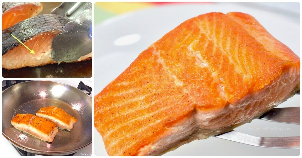 How to Cook Salmon on the Stove (Better than a Restaurant!)