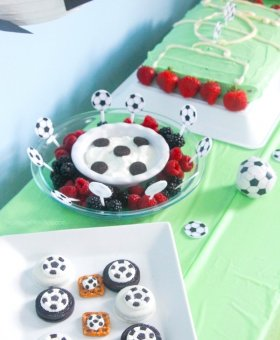 How to Throw a Kids Soccer Birthday Party for Under $50
