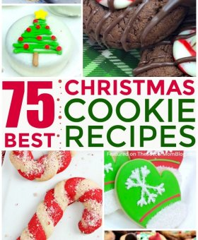 75+ Best Christmas Cookies from Top Food Bloggers