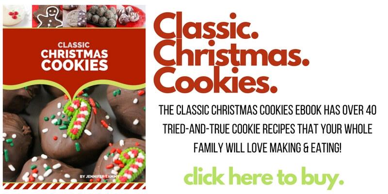 Classic Christmas Cookies ebook