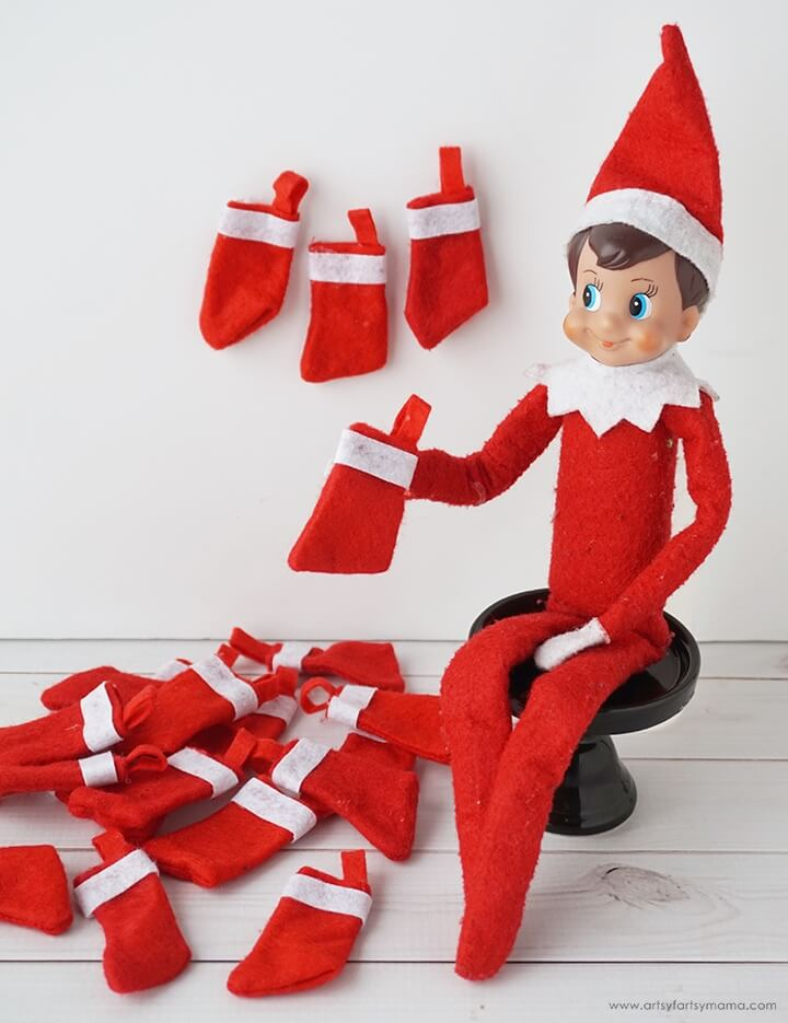 Elf on the Shelf Ideas 2019