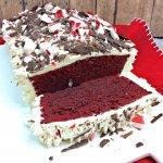 Red Velvet Cake Loaf