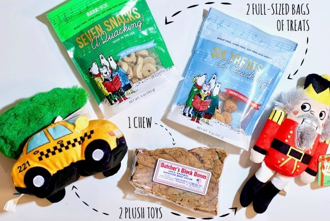 Ever wondered what's inside? This is our honest BarkBox review - what's included, how much it costs, & what makes this one of our top picks for dog lovers.