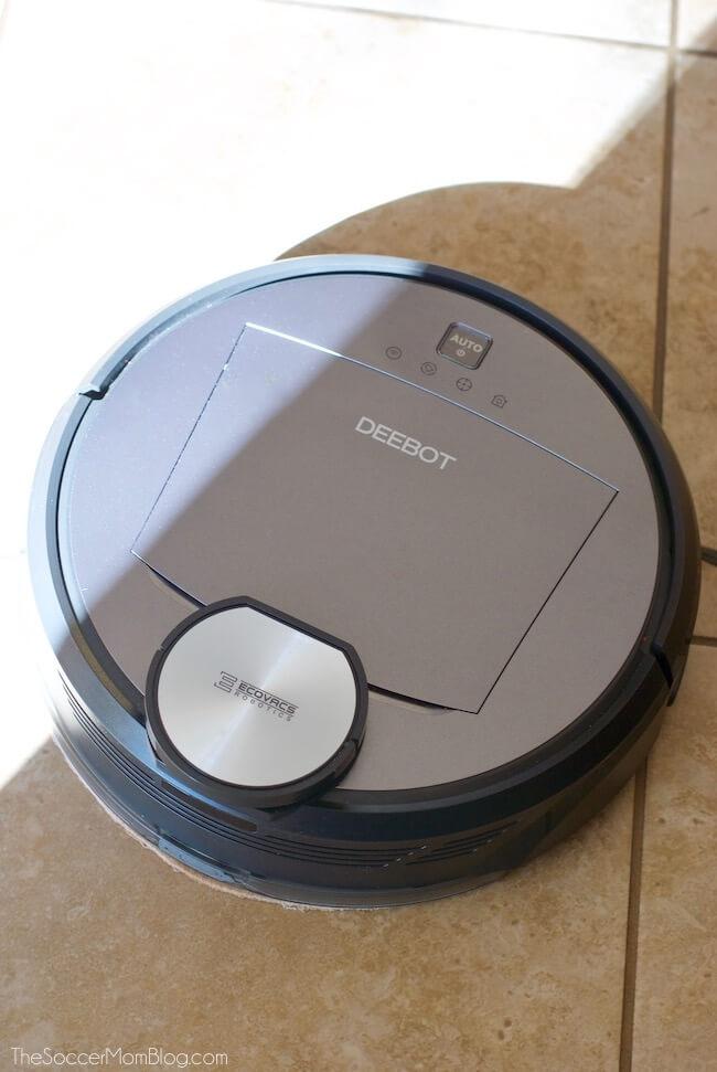 ECOVACS DEEBOT R95 robot vacuum review