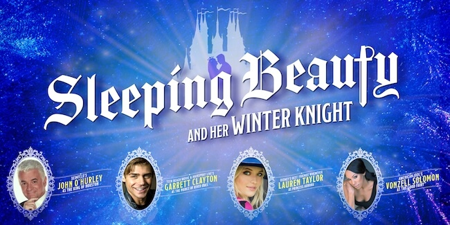 Sleeping Beauty and Her Winter Knight review and giveaway