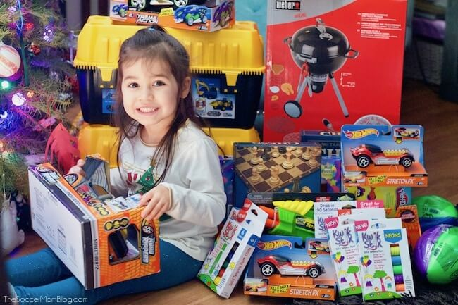 3rd Annual Soccer Mom Blog Toy Drive