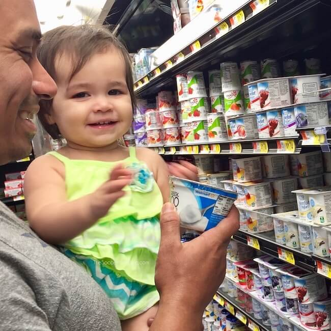 Get kids to eat healthier by taking them grocery shopping - The Soccer Mom Blog