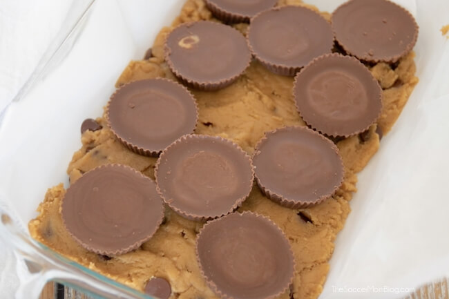 How to make decadent Reese's Peanut Butter Fluffernutter Bars