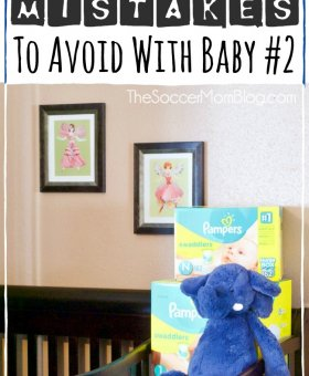 Rookie Parent Mistakes to Avoid with a Second Pregnancy