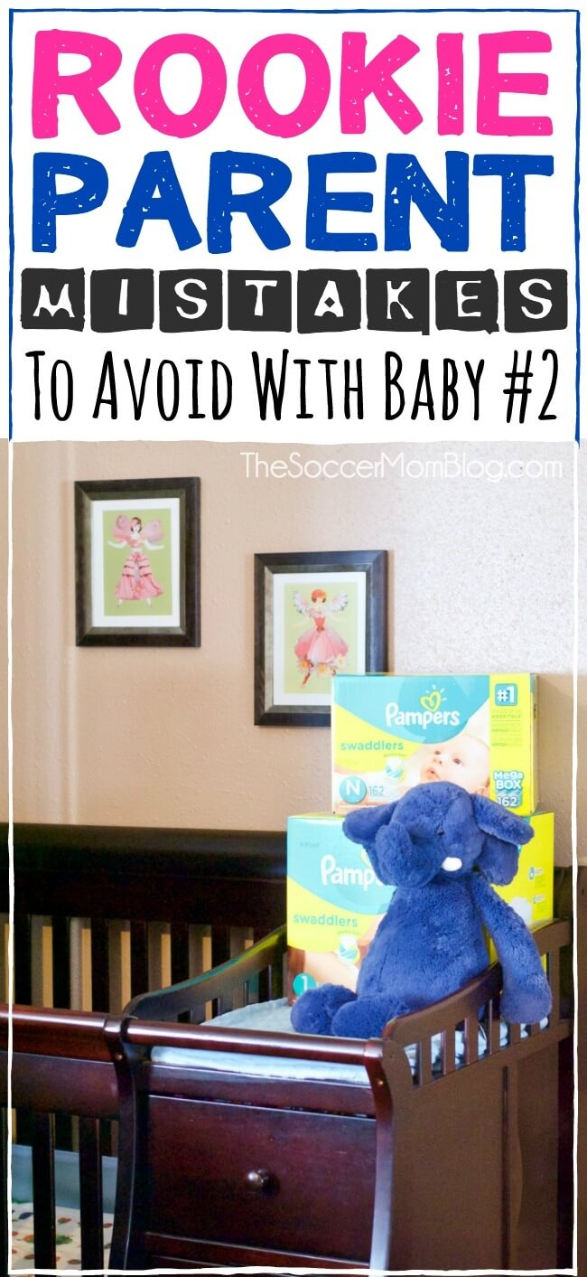 Don't repeat my mistakes!! Lessons learned from the first time around and what you really need to do to prepare for a second pregnancy (or third, or fourth...)