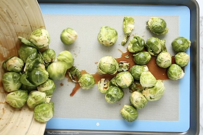 how to roast brussels sprouts in the oven
