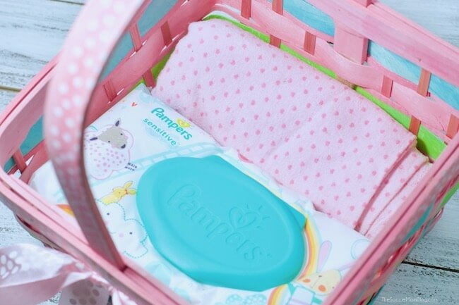 What to put in an Easter basket for babies