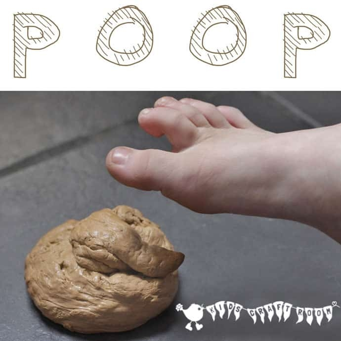 fake dog poop April Fools prank for kids