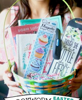 Book Lover's Easter Basket for Young Readers