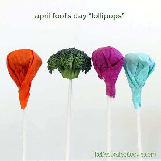 harmless April Fool's pranks for kids