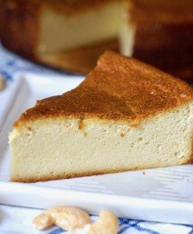 Perfect Dairy Free Cheesecake