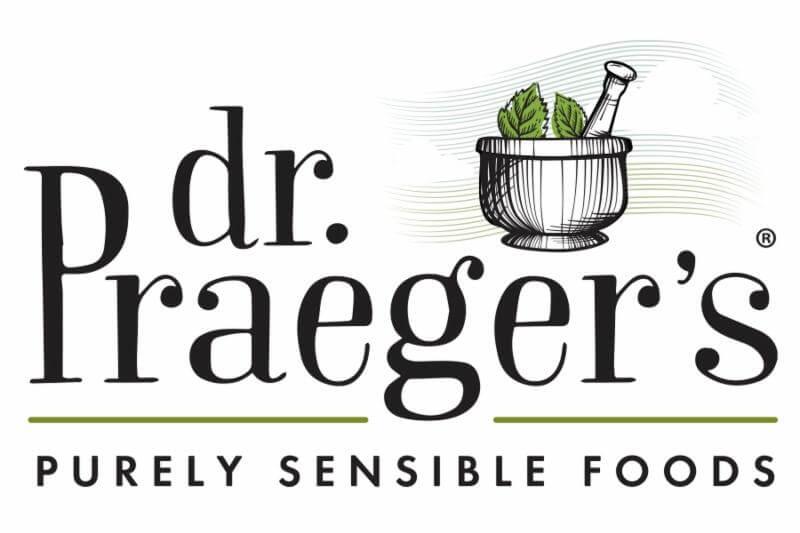dr. praeger's logo
