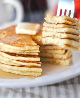 Best Ever Gluten Free Pancakes