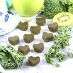 Finally, a snack you can feel good about giving the kiddos anytime! These healthy green homemade gummy snacks are packed with fruit and veggies and they taste amazing!
