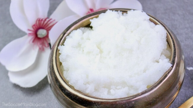 How to make DIY sugar scrub
