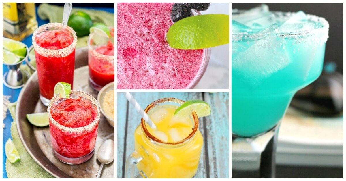 20 Mind-Blowingly Unique Margarita Recipes