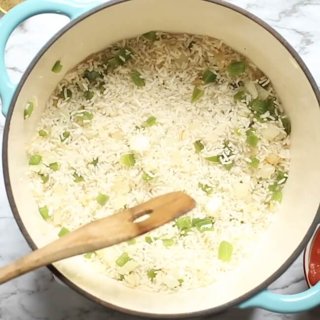 How to make authentic Mexican rice