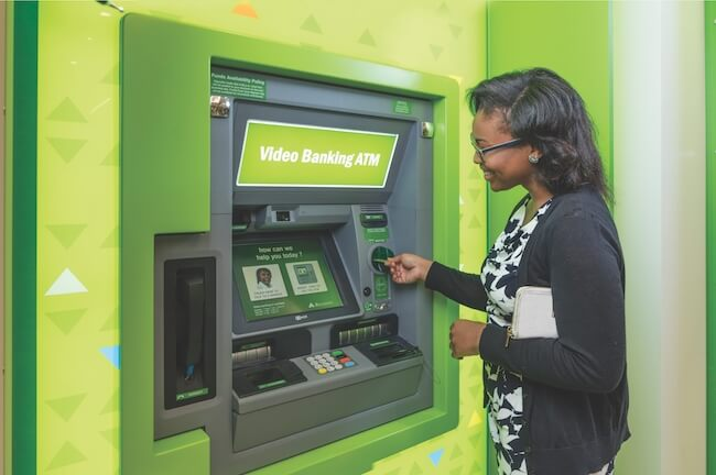 Regions Bank Video Banking ATMs
