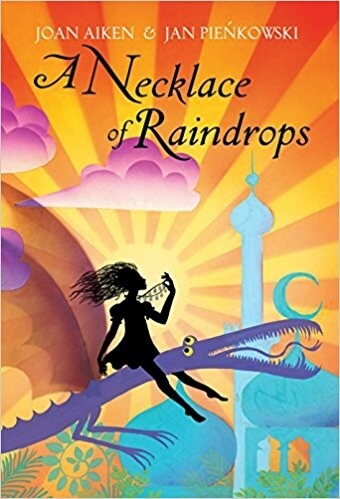 A Necklace of Raindrops book cover