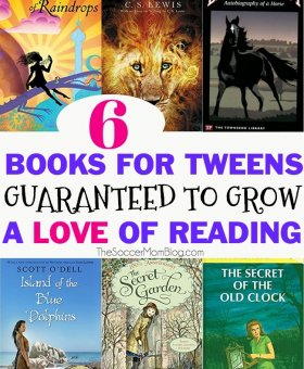 6 Books Guaranteed to Make Kids Fall in Love with Reading