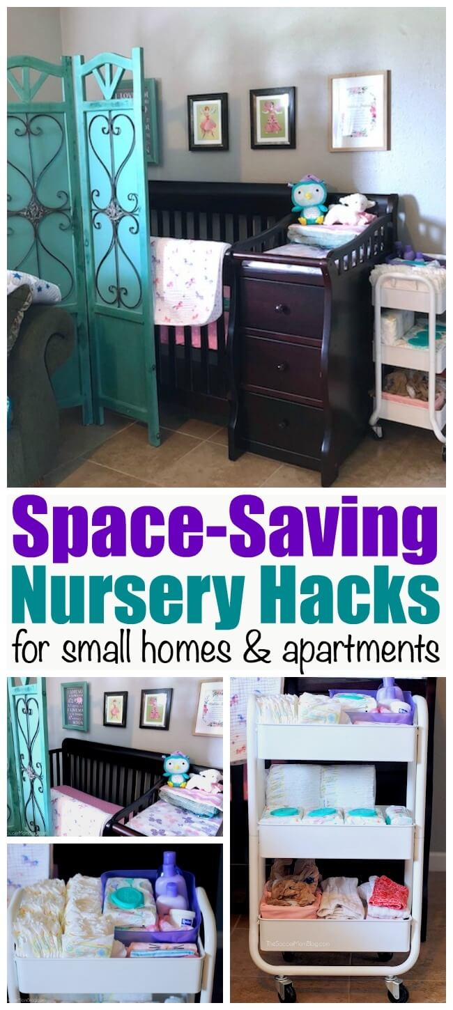 Plan An Adorable Baby Room Even In A Tiny Area With These Clever Small E