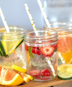 Fruit Infused Water: Ditch the Soda for these 3 Flavor-Packed Recipes!