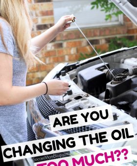 How Often Do You Really Need to Change Your Oil?