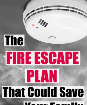 The Home Fire Drill that Could Save Your Family's Life