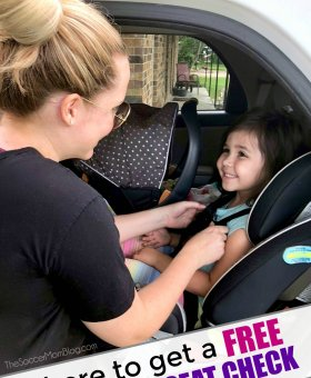 Where to Find a Free Child Safety Seat Check