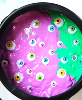 Witches Brew Halloween Slime