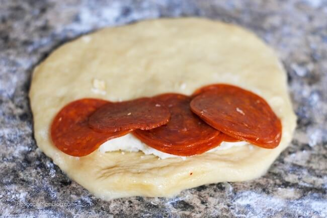 how to make pepperoni rolls