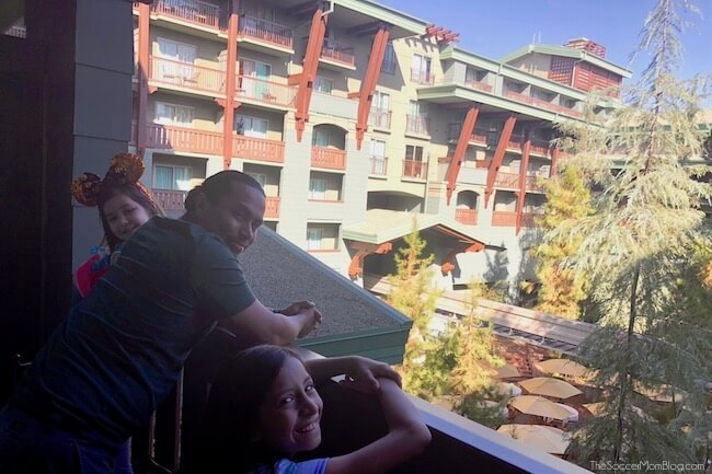 The Disney Grand Californian Hotel